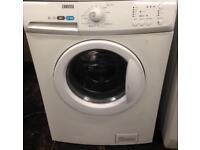 8kg Zanussi Washing machine