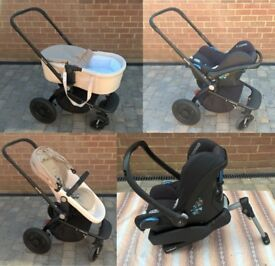 Mothercare Movix Travel System inc Car Seat