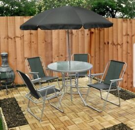 WANTED TABLE CHAIRS FOR GARDEN