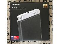 Oppo HA-2 portable headphone amplifier/USB DAC Head-Fi NEW