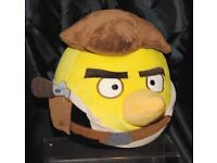 Angry Birds Star Wars Han Solo Plush Soft Toy