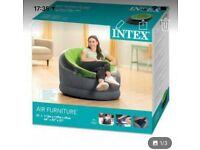 Intex Air Furniture Blow-up Chair