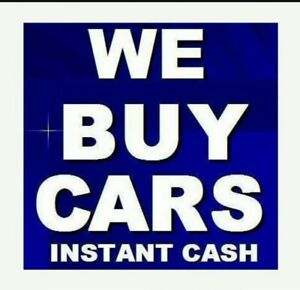 Buying unwanted vehicles any condition used broken or scrap