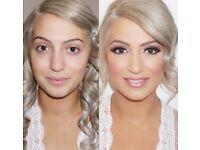 Professional Bridal Hair and makeup artist
