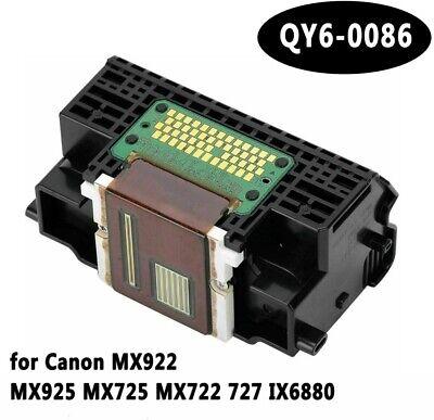QY6-0086 Print Head Replace Printhead For Canon MX922 925 725 MX722 IX6880 MX727