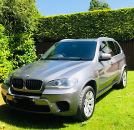 BMW X5 MSPORT 3.0D XDRIVE