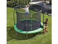 Sportspower Pro 10ft trampoline w/enclosure - BRAND NEW