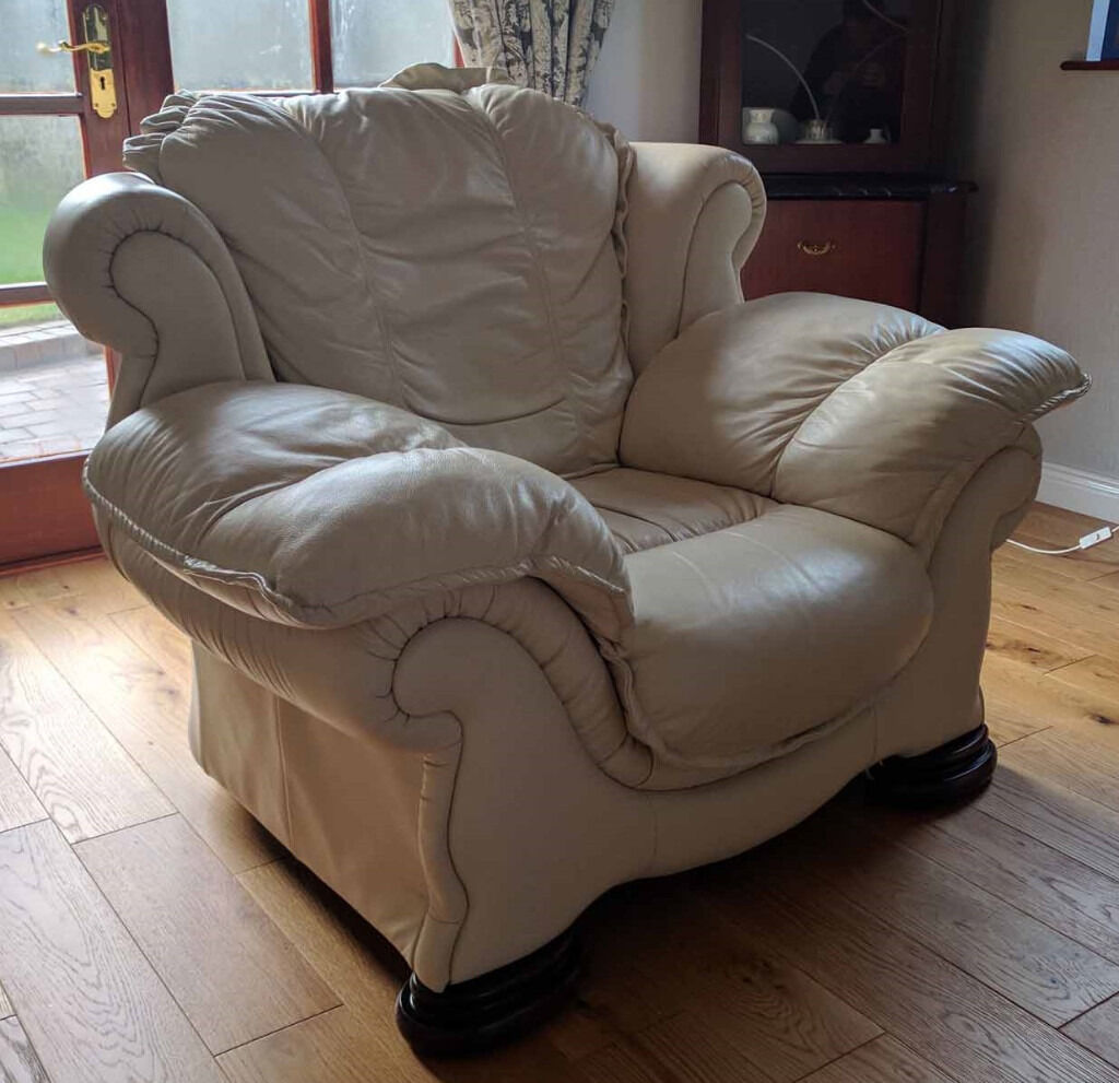 Cream Leather Sofa Gumtree Belfast