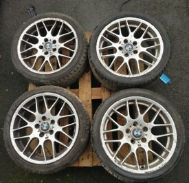 Bmw 18'' CSL Alloys Can Post Can Sell Singles Part Exchange Welcome