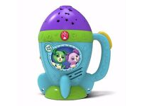 LeapFrog Scout's Goodnight Light Torch Projector Solar System Night Light Brand New