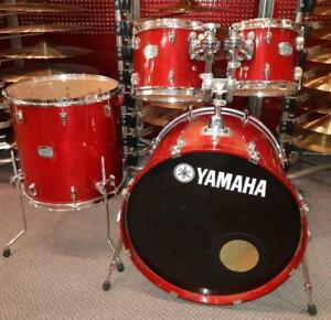 Batterie / Drums Yamaha Stage Custom Shell Kit  All Birch usagée-used
