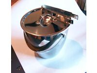 ICE BUCKET-POLISHED STAINLESS STEEL