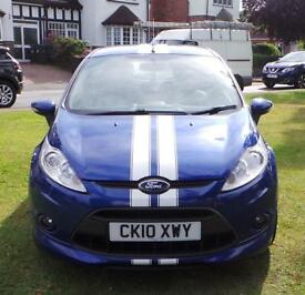 FORD FIESTA ZETEC S FSH + PX WELCOME