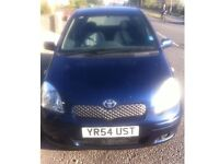 Toyota yaris 1.0 litre, HPI CLEAR