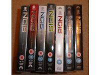 NCIS seasons 1-7