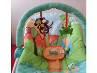 Rocker chair for baby and kids