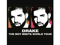 DRAKE TICKETS MULTIPLE VENUES