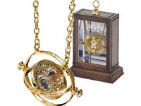 Hermione Time Turner Harry Potter Necklace Authentic Replica Noble Collection Prisoner Of Azkaban