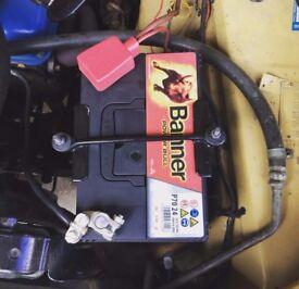 Banner AGM 70ah Battery Not Orion HCCA Sundown JL JBL FI B2