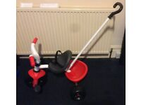 Baby Todler smart trike tricycle good condition