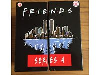 Friends Series 4 Original Complete Box Set