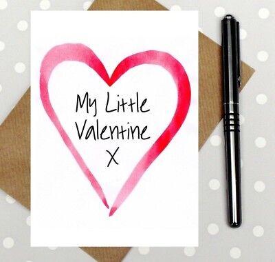 s - Valentine's Day card for daughter - Valentine's card son (Valentines Day Cards For Kids)