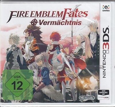 Fire Emblem Fates: Vermächtnis für Nintendo 3DS - Neu & OVP - Deutsche Version