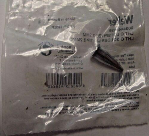 Weller 0054445599 Chisel Solder Tip LHT Series for WSP150 Iron 3.2mm x 1.2mm