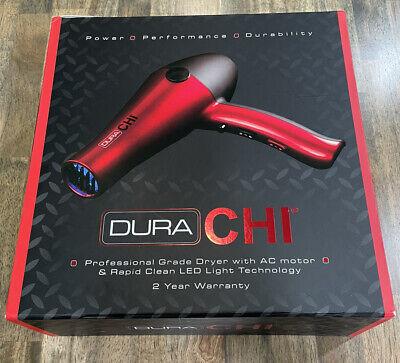 CHI Dura Hair Dura. Secador de grau profissional BNIB