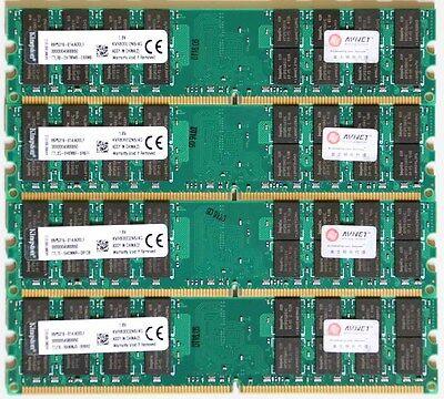 6400 Desktop Speicher (NEU 16GB (4 X 4 GB) DDR2 RAM PC2-6400 800 MHz RAM AMD Arbeitsspeicher Desktop PC)