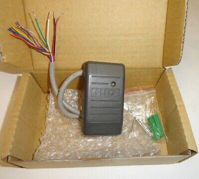 Hid 6005 Proxpoint Plus Mini Mullion Reader Gray 6005bgb00 Used. 125khz Wiegand