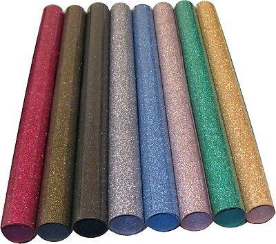 8 Colors Kit Glitter Heat Press Transfer Vinyl From Siser 20x 18 Each Roll