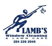 Lambs Window Cleaning and Evestrough Cleaning