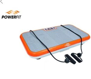 666a6ec5e9299 Power Fit Platform Fitness Plate - Full Body Vibration Machine - Exercise  Workout Gym Trainer. ... GREAT BODY SHAPER  Lose weight and improve fitness!