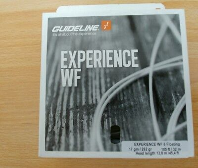 Fliegenschnur Guideline Experience WF 6 F