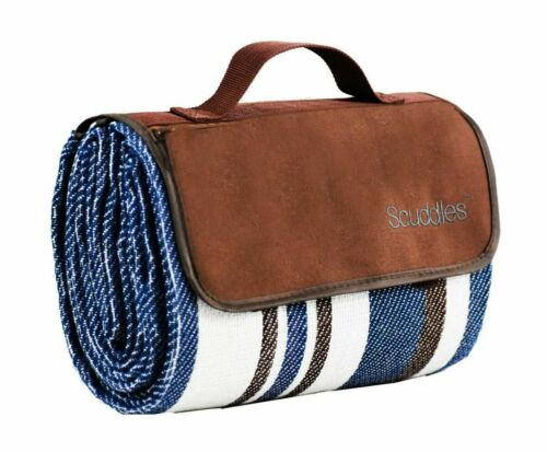 Extra Large Picnic & Outdoor Blanket Dual Layers for Outdoor Water-Resistant