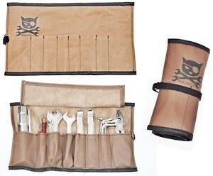 Motorrad Werkzeugrolle für BMW Bordwerkzeug Werkzeugtasche Werkzeugrolltasche