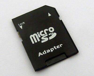 Adapter für Micro SD SDHC zu SD Speicherkarten Mikro 1 2 4 8 16 32 GB NEU