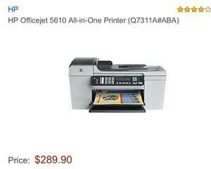 Hp-All-in-One Officejet printer! Edmonton Edmonton Area image 4