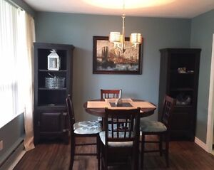 Fully furnished ALL INCLUSIVE 1 bed condo 5 min walk to UW
