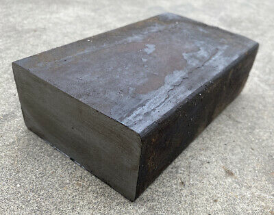 2 18 Thickness 4140 Normalized Steel Flat Bar - 2.125 X 4.125 X 7 Length