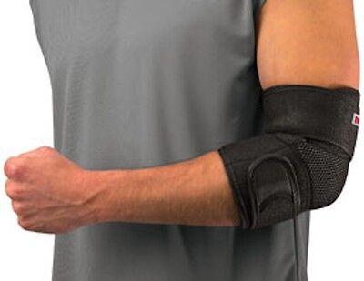 Mueller Sports Adjustable Elbow Support Brace OSFM # 75217 Black - NEW EACH