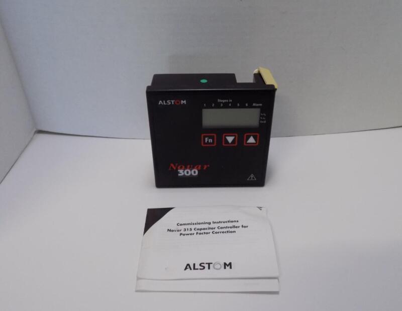 Alstom Novar 315 Stage Alarm N31561205CHBAAA