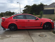 "Redline 19"" Wheels- VF SS, Black, Forged, staggered Frankston Frankston Area Preview"