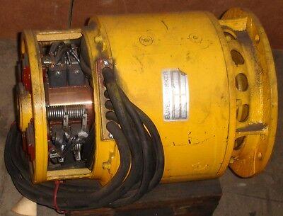Sls1b12 Elwell - Parker Dc Motor Part 32-84 Dc Volts - 2448 8054mo