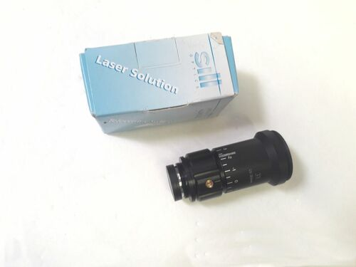 355nm UV laser 3X variable beam expander, Sill Optics -Used- Free Shipment