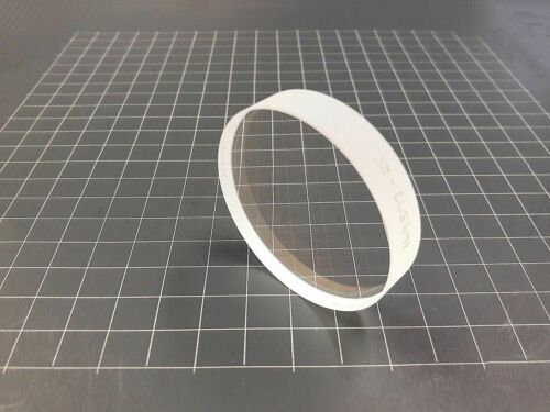 "CVI MELLES GRIOT 2"" 532nm Green Solid Etalon Lens - Free Shipping"