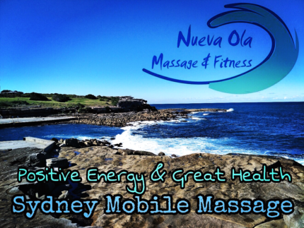 Nueva Ola Massage & Fitness (Sydney Mobile @home Massage)