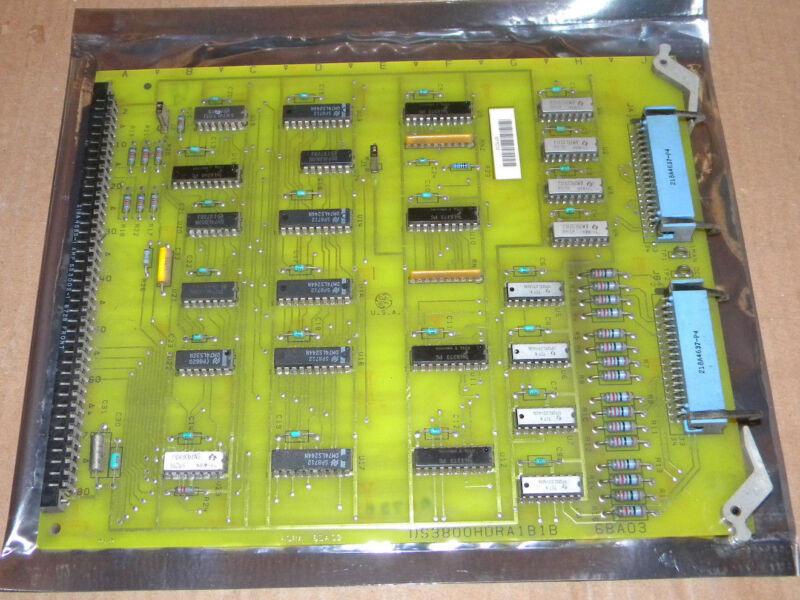 GENERAL ELECTRIC DS3800HDRA1B1B BOARD