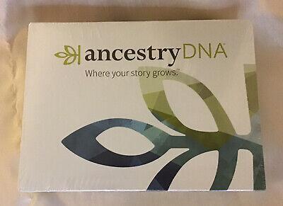 AncestryDNA Kit , Testing Kit , New Sealed Package Retail $99